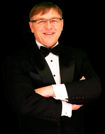 Андрей Трусов - ведущий и организатор праздников и мероприятий