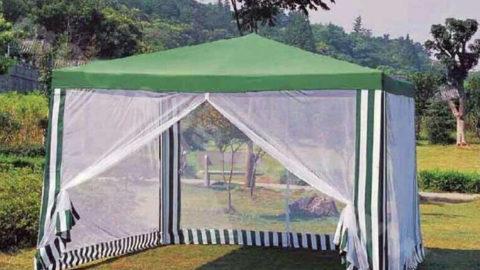 Прозрачный шатер в аренду