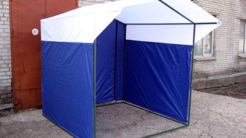 Небольшая палатка в аренду в Перми