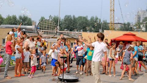 Открытие жилого комплекса (ЖК) в Перми
