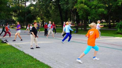 Организованное городское мероприятие в Перми