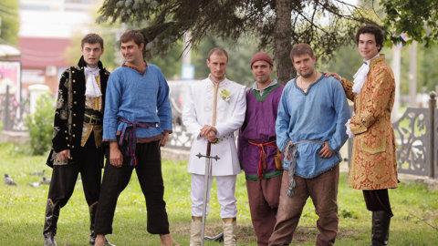 Организация необычной свадьбы в Перми