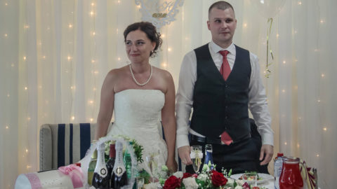 Оформление классической свадьбы в Перми