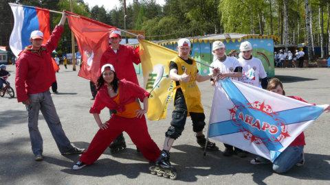 Проведение праздника в Перми