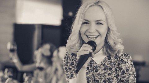 Певица Ксения Висладос