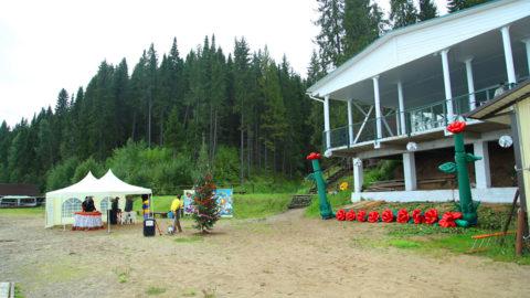 Прокат шатра для свадьбы