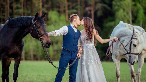 Свадьба на природе в Перми