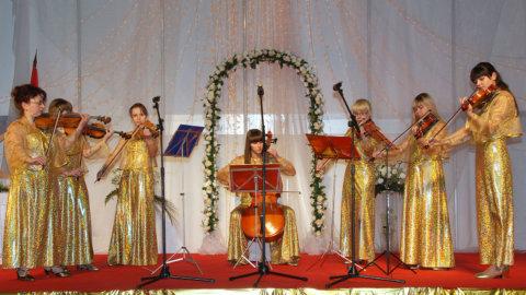 Выступление на Пермской ярмарке